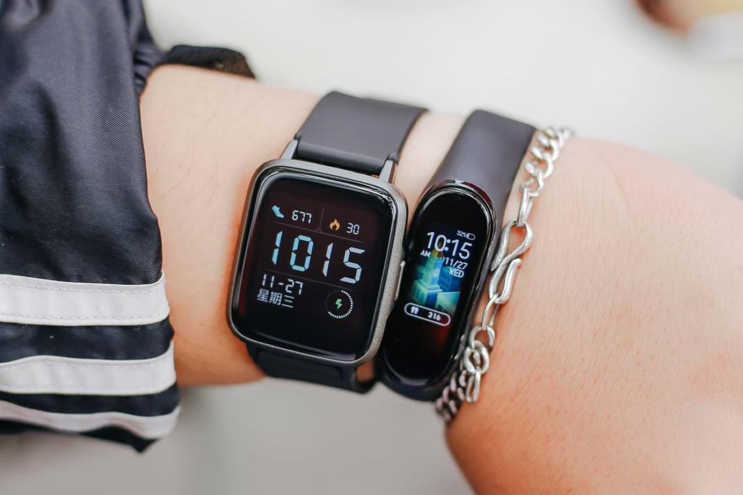 Xiaomi выпустила шикарные смарт-часы с цветным экраном за копейки