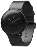 Гибридные смарт-часы Xiaomi Mijia Quartz Watch черные