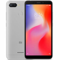 Xiaomi Redmi 6 3GB/32GB Gray/Серебристый Global Version
